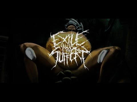 "EXILE INTO SUFFERY dainos ""Diagnosis: Unidentified Disease"" video su tekstais"