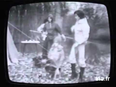K-Way commercial storico - Vêtements de sport (1971)