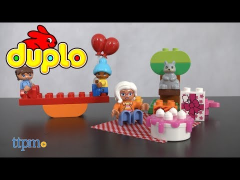 LEGO Duplo Birthday Picnic from LEGO