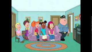 Family Guy (7x7) Peter decides to give Meg her own stripper experience as she fakes her pregnancy... Enter.. Officer naaSSTTYYY!!!! AAAHAHAHAHAHA!!!! What's ...