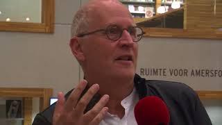 Herman Koch bezoekt de Bibliotheek het Eemhuis