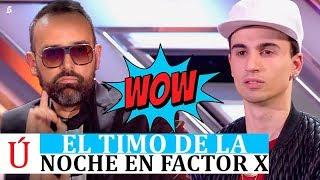 Video Insólito! Hace trampas en Factor X España 2018 y pasa de fase con un sí de Risto Mejide MP3, 3GP, MP4, WEBM, AVI, FLV Mei 2018