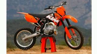 8. 2008 KTM SX 85 - Specs and Specification