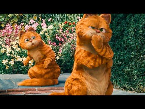 Royal Copycat Scene - GARFIELD 2 (2006) Movie Clip