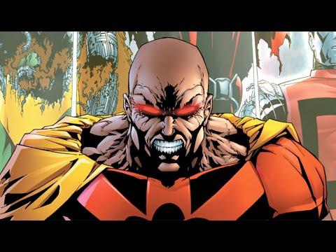 Omega/Beyond Omega Level: Hyperion