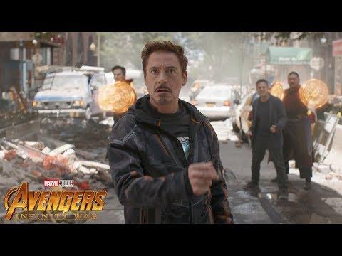 """Marvel Studios' Avengers: Infinity War -- """"Legacy"""" TV Spot"""