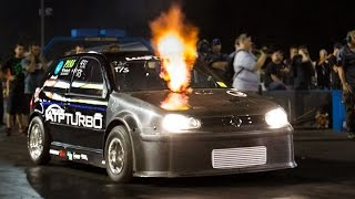ENGINE CARNAGE! - Record holding VW goes BOOM! by 1320Video