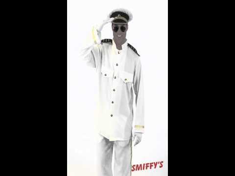 Déguisement Capitaine Frégate