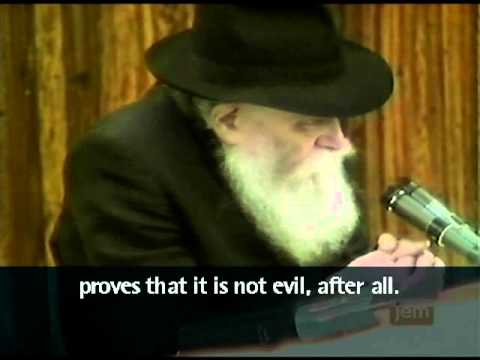 The Rebbe: How to fight the evil inclination