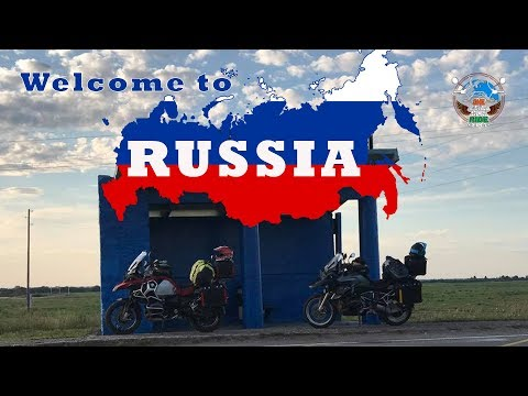 WORLD RIDE 2017 || EP. 37 || WELCOME TO RUSSIA (видео)