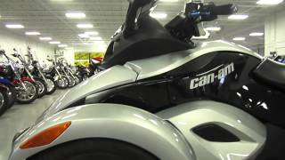 10. 2008 Can-Am Spyder GS Roadster SM5 @ iMotorsports 9492