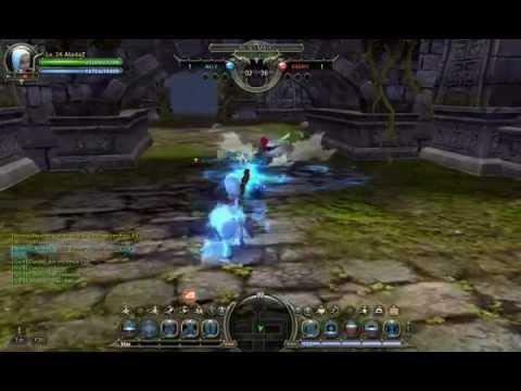 [ Dragon Nest INA ] AbydaZ VS 666Prince
