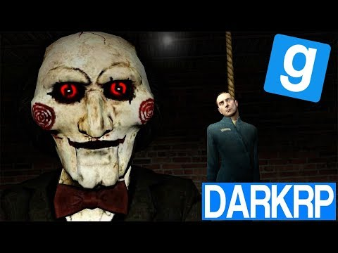 SAW EN VRAI !! - Garry's Mod DarkRP (видео)