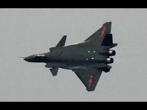 The earlier J-20 prototypes were...