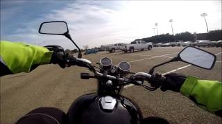 2. Honda Nighthawk 250 - Afternoon Ride and Parking Lot Fun