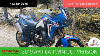 10. 2019 CRF1000L Africa Twin DCT | Our First Ride and Review