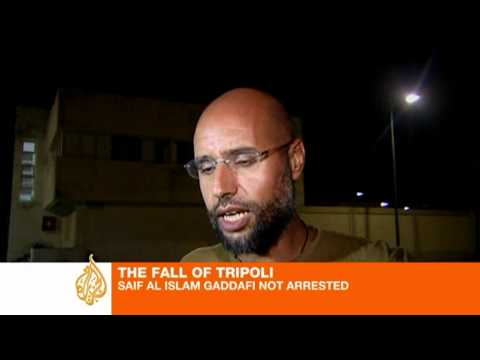 Saif al-Islam not captured by rebels