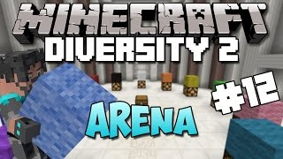 Minecraft : Diversity 2 - Ep. 12 - This is Tough! (Arena)