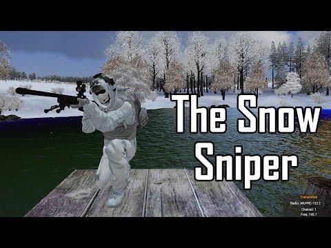 Arma 3: Edict - The Snow Sniper Pt. 1 (видео)