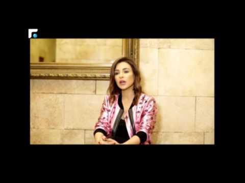 تيلي ستار في كواليس مسلسل كراميل...وحديث خاص مع الممثلة ماغي بو غصن