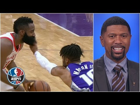 Video: Jalen Rose schools the Lakers and Frank Mason's defense vs. Harden in 'Class of 81'   NBA Countdown