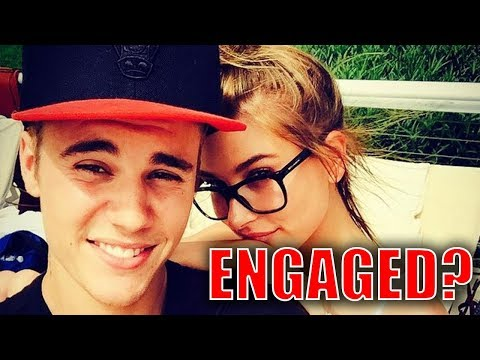 BREAKING NEWS! Justin Bieber & Hailey Baldwin Are Engaged!