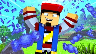 Chipart - Minecraft: MUITO RARE CANDY  - POKEMON #19 ‹ EduKof Games ›