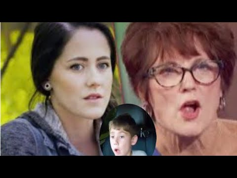 UPDATE: Barb Evans NOT HAPPY with Jenelle & says she WILL NOT give custody up!!