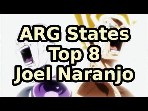 ARG States Top 8 Joel Naranjo: Universe 7 Frieza