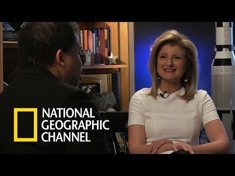 Kosmiczny talk-show: Arianna Huffington (wersja skrócona)