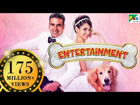 Entertainment | Full Movie | Akshay Kumar, Tamannaah Bhatia, Johnny Lever | HD 1080p