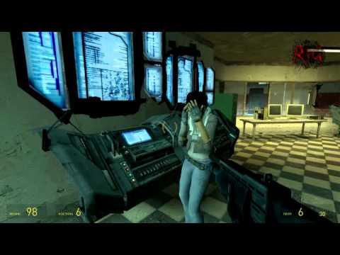 Half Life 2 Прохождение с комментариями Часть 16