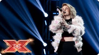 Download Lagu Grace Davies wows with her original song Do It Better | Six Chair Challenge | The X Factor 2017 Mp3