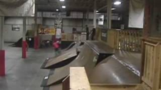 Taunton Skaters Edge Session Marley Reed and Max Berlow