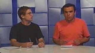 Telejornal diário da TV UERJ que aborda as principais notícias da Universidade, do Rio de Janeiro, do Brasil e do Mundo.
