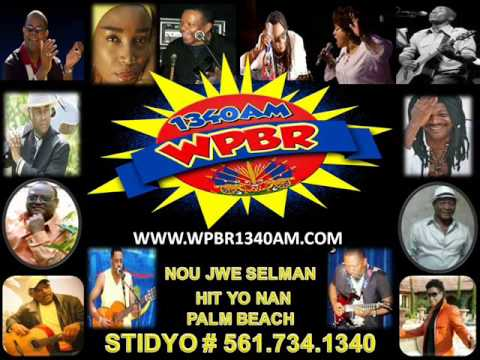 1340 - WPBR 1340 AM is the station for you listen to for the best Haitian music in Palm Beach. For your rquest call 561.734.1340.