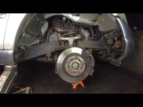 1999 Mercedes Benz ML320 How to Install the starter Installation tutorial Video #2