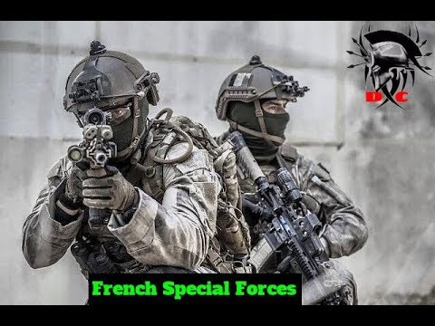 "French Special Forces// ""Don't Get In My Way""// ""To Enlist For Life"""