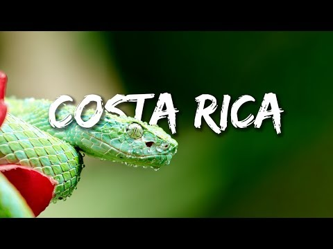 COSTA RICA IN 4K 60fps HDR (ULTRA HD)