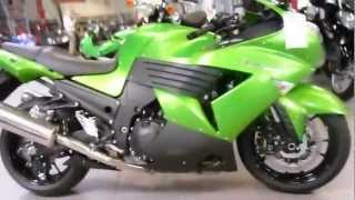4. Kawasaki ZZR 1400 193 Hp 299 Km/h 2009 * see also Playlist