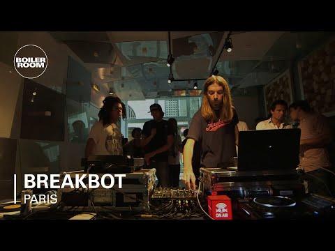 Live & Interview Breakbot