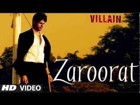 Zaroorat Video Song | Ek Villain | Mithoon | Mustafa Zahid OFFICIAL VIDEO SONG 1080P HD