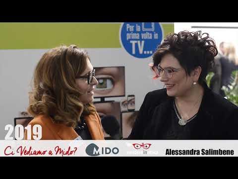 HOYA & SEIKO ITALIA - Intervista ad Anna Maria Nicolini - #civediamoamido2019
