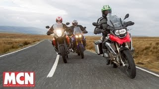 6. Adventure Bikes 2013 | Tests | Motorcyclenews.com
