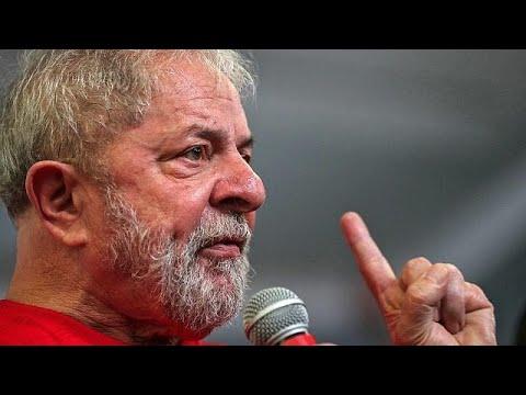 Επικυρώθηκε δικαστικά η καταδίκη για διαφθορά του Λούλα ντα Σίλβα…