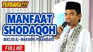 Video Ceramah Ustadz Abdul Somad Lc, MA - Manfaat Shodaqoh MP3, 3GP, MP4, WEBM, AVI, FLV Desember 2018