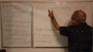 Algebra Intermedia - Lección 10 - B (factorización Por Agrupación)