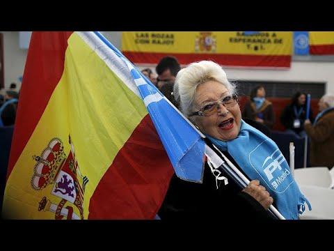 Ισπανικές εκλογές: Στο επίκεντρο οι γυναίκες και τα δικαιώματά τους…