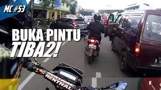 Video Buka Pintu Mobil Gak lihat-lihat Pas Motor Nyalip Di Kiri, Selanjutnya..| Kompilasi Momen (MC#53) MP3, 3GP, MP4, WEBM, AVI, FLV Agustus 2018