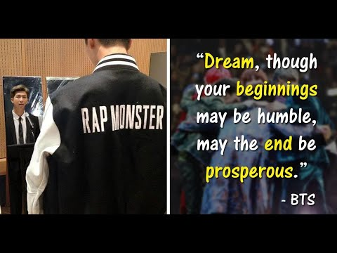 Graduation quotes - [BTS NEWS] 16 Inspirational BTS Quotes That Are Perfect For Your Senior Yearbook